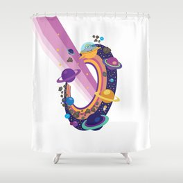 Mobile Developer's Guide to the Galaxy: New Year's Edition, October Shower Curtain