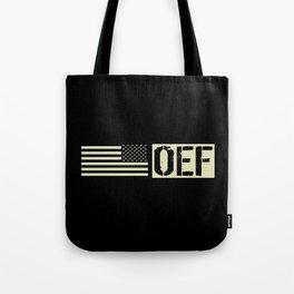 U.S. Military: OEF Tote Bag