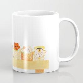 Maki Neko Coffee Mug
