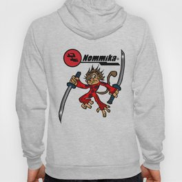 Space Monkey Hoody