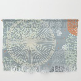 Geodesic by Friztin Wall Hanging