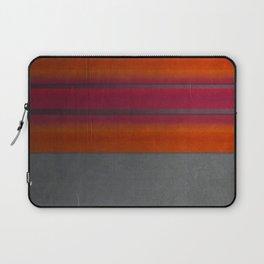 """Architecture, cement texture & colorful"" Laptop Sleeve"