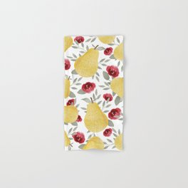 Delicate Pears Hand & Bath Towel