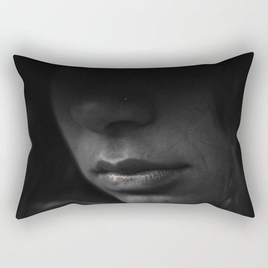 Quiet moments Rectangular Pillow