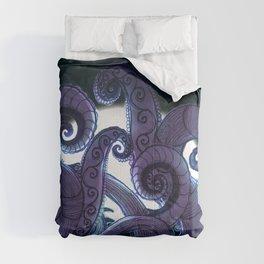 Kraken Up Comforters