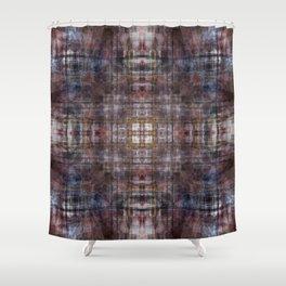 Hypercube # 1 Shower Curtain