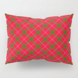 Holiday Plaid / Tartan Pillow Sham
