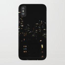 1 city night iPhone Case