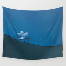 Look, No Hands! Wall Tapestry