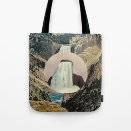 The Flow Of Man Tote Bag