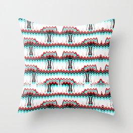 Imagine Tree Throw Pillow