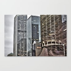 This is Steve. This Is Chicago. Hi! Canvas Print