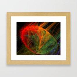 ifrit Framed Art Print