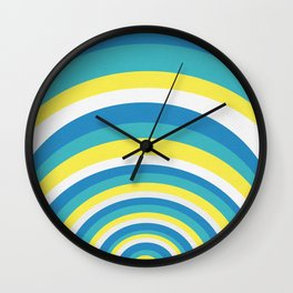 Pulses Wall Clock