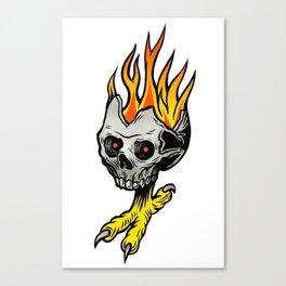 Hotcrown Canvas Print