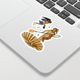 Gafferdite Sticker