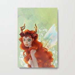 Seelie Queen Metal Print