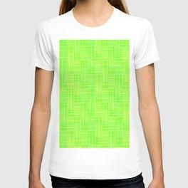 Interpretive Weaving (April Sunshine) T-shirt