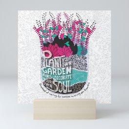 Little Terrerium Mini Art Print