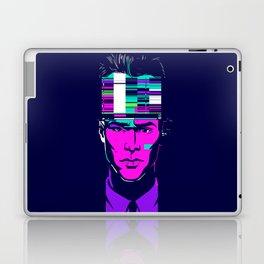 mnemonic_data_overload_ Laptop & iPad Skin