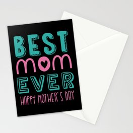 Happy Mothers  Day Stationery Cards