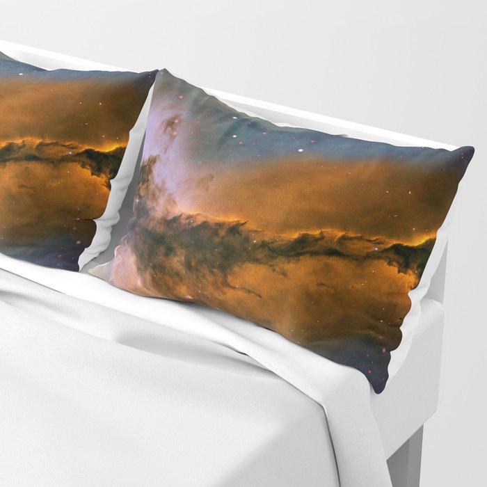 Stellar Spire in the Eagle Nebula Pillow Sham
