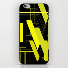 Typography: Didot M and Adequate Light T iPhone Skin