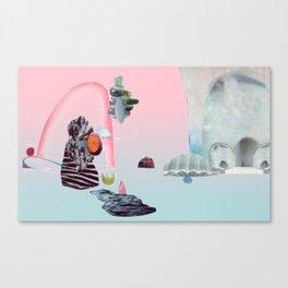 icee mirage Canvas Print