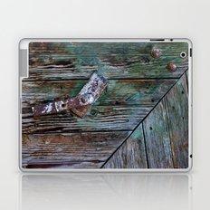 Oldest door Laptop & iPad Skin