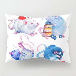 Sweet Rats Pillow Sham