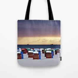A STORM IS COMING - BALTIC SEA Tote Bag