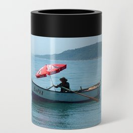 One Man and His Boat Can Cooler