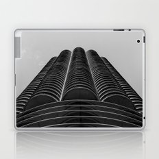 Marina Towers - Chicago Laptop & iPad Skin