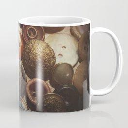 Button Club Coffee Mug