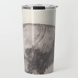 Mouse and Buffalo Travel Mug