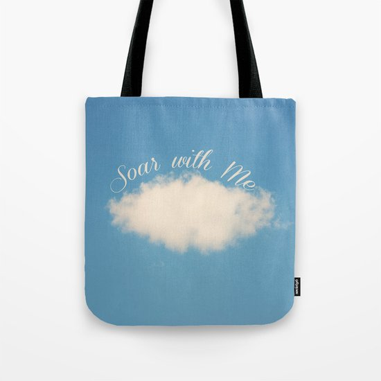 Soar with Me Tote Bag