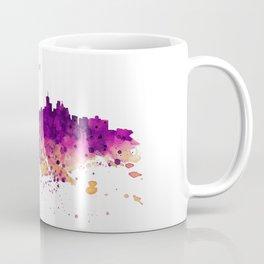 Toronto Watercolor Skyline Coffee Mug