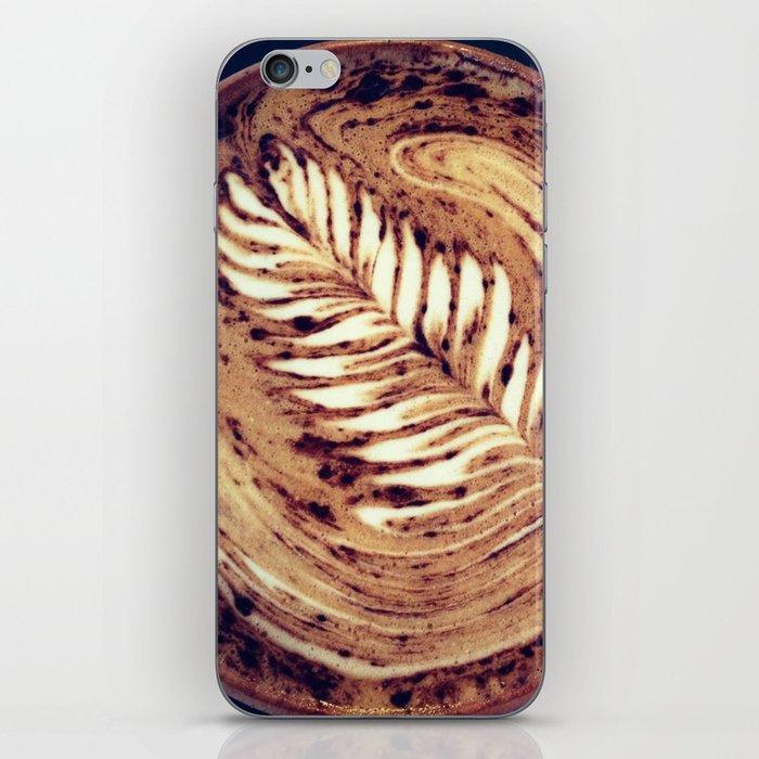 coffee 2 iPhone Skin