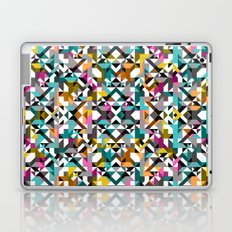 Aztec Geometric Reflection II Laptop & iPad Skin