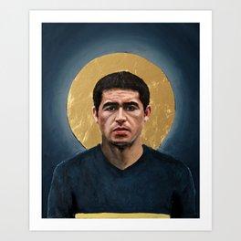 JRR10 - Football Icon Art Print