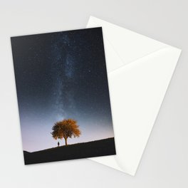 Light and Magic 001 // Tree Gazer Stationery Cards