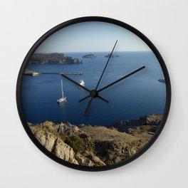 we'll pass soon Wall Clock