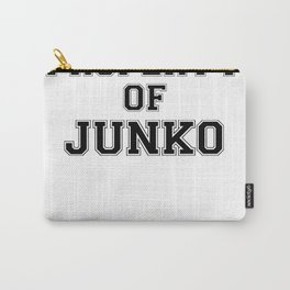 Property of JUNKO Carry-All Pouch