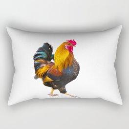 Fire Rooster. Symbol 2017 Rectangular Pillow