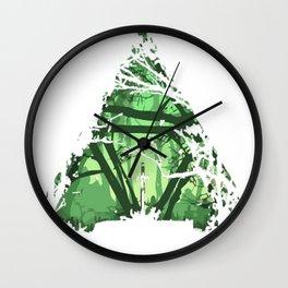 Legend of Zelda - Triforce Wall Clock