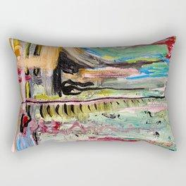 Sticks and Stones Rectangular Pillow
