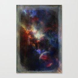 VISION QUEST THROUGH THE LENS Canvas Print