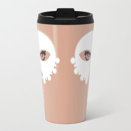 Masquerade Travel Mug