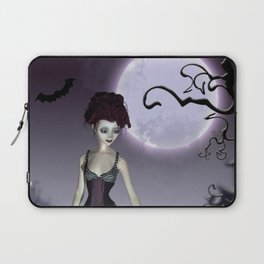 Halloween love Laptop Sleeve