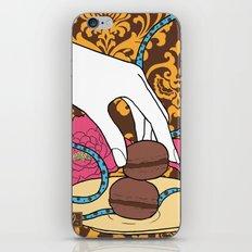 macarons 04 iPhone & iPod Skin